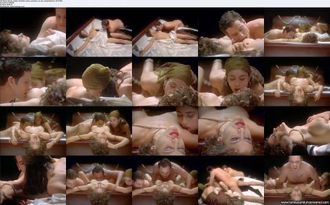 Alyssa Milano Nude Sexy Scene Embrace Of The Vampire Lesbian