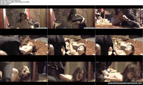 Natassia Malthe Nude Sexy Scene Chaos Handcuffs Topless Cute