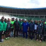 Russia 2018: Kanu Urges Eagles To Keep Winning