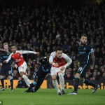 Kanu Thrilled By Arsenal Win Over Man City