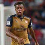 Iwobi: How Kanu Inspired Me At Arsenal