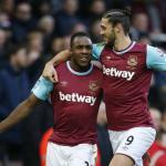 Carroll On Target As West Ham Punish Liverpool