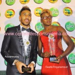 Glo-CAF Award: Aubameyang Happy As First Gabonese To Win