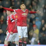 Odemwingie Benched As Man United Blow Away Stoke