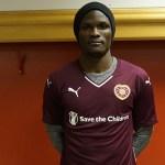 Abiola Dauda Joins Hearts On Loan From Vitesse