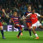Okocha Hails Iwobi's Impressive Showing For Arsenal Against Barcelona