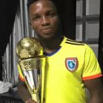 Ekpai joins Maccabi Haifa From Akwa United