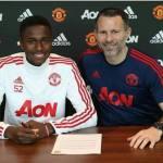 Ex-Man United Star Praises New Signing Olosunde