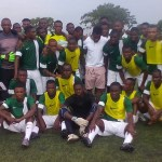 Flying Eagles Shocked By 10-Man Sudan, Out Of U-20 AFCON