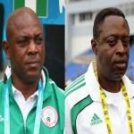 Super Eagles, Lagos All Stars To Play In Keshi, Amodu's Honour