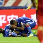 Martins, Taiwo Lament Over Demba Ba Leg Break