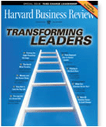 Harvard business review january 2009