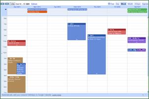 household calendar small