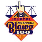 ABA blawg 100 2009 logo