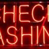 check-cashing