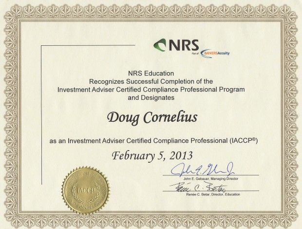 IACCP Certification