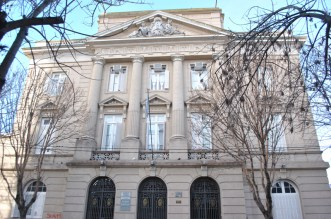 Edificio Tribunales