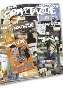 Abonnement d'un an à Comptazine site