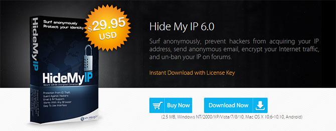Hide My IP Review: Change Your IP Address Online (Best Tool)
