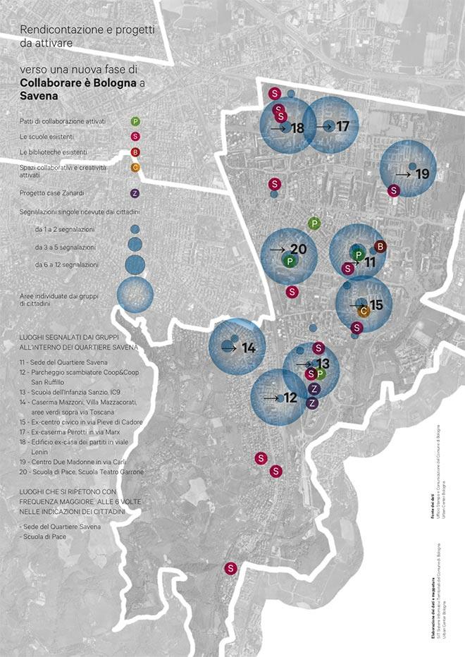 Mappa Savena