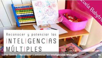 Curso Ingeligencias Múltiples Miriam Escacena