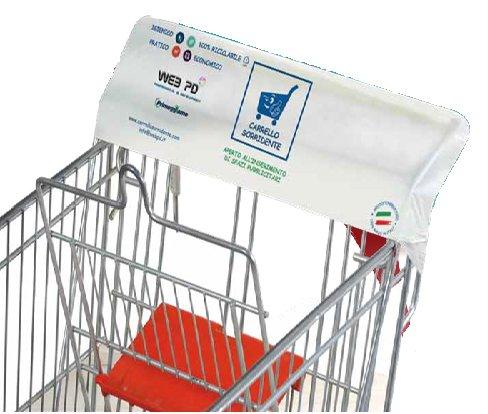 Arriva Handy, la Soluzione Igienica per il Carrello della Spesa che Diventa anche un Nuovo Strumento di Marketing
