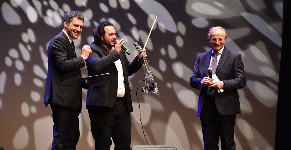 Fabrizio Frizzi presenta la XIII Edizione del