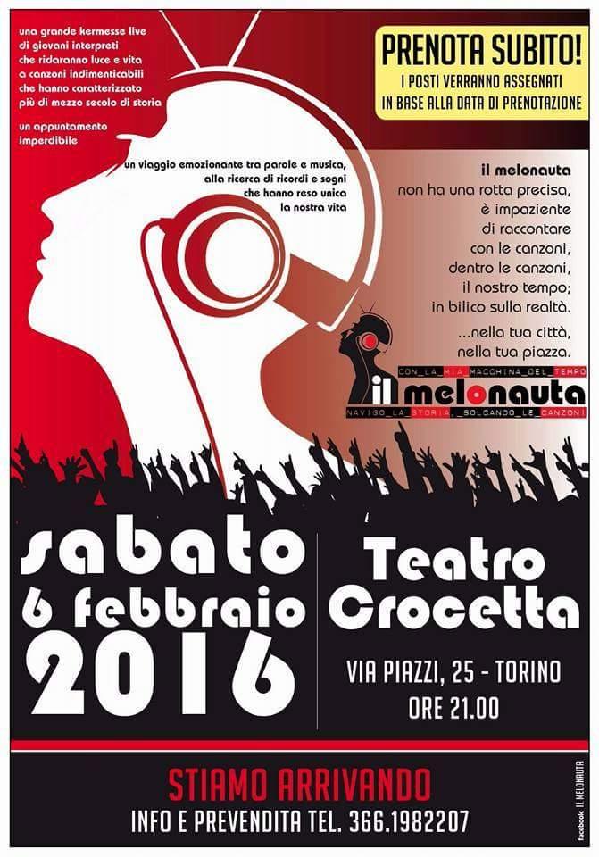 Al Teatro Crocetta di Torino arriva