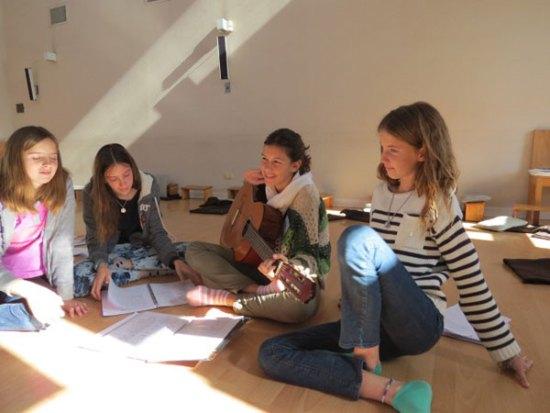 Retiro del SEA para adolescentes de 3º y 4º @ Luján, ARG | Casa de María
