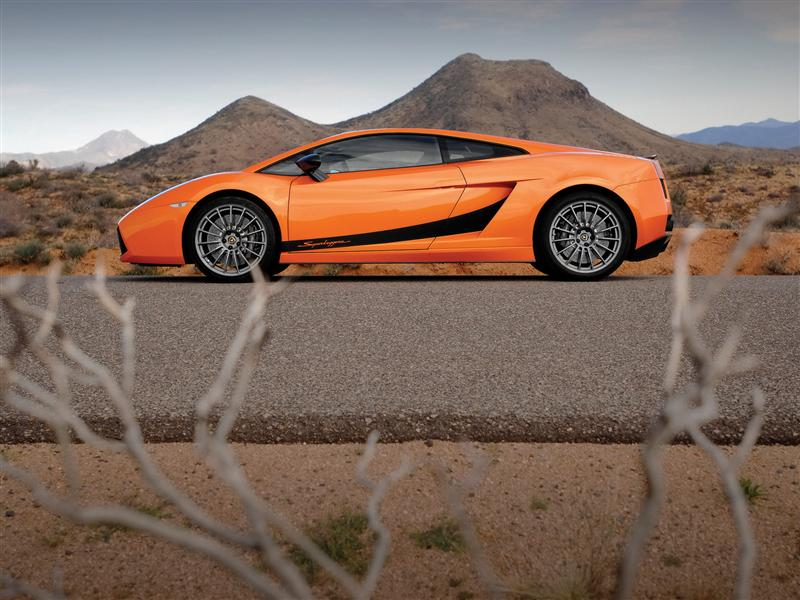 2008 Lamborghini Gallardo Superleggera Thumbnail Image Guawa
