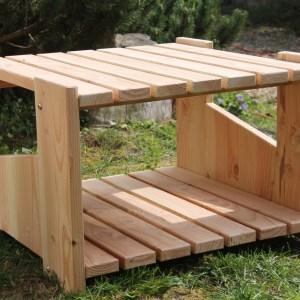 Table Trapèze