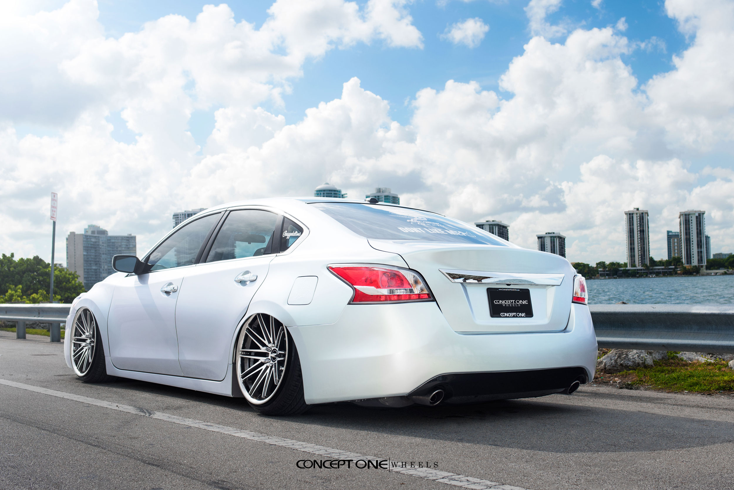 Bagged Altima Cs 16 Concept One