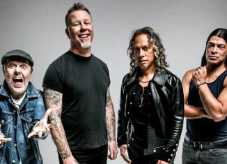 Metallica a Torino e Bologna 2018