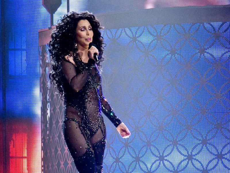 Cher, David Carroll, Flickr.com