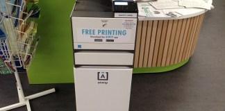 UEA|SU's free to use printer Photo: James Chesson