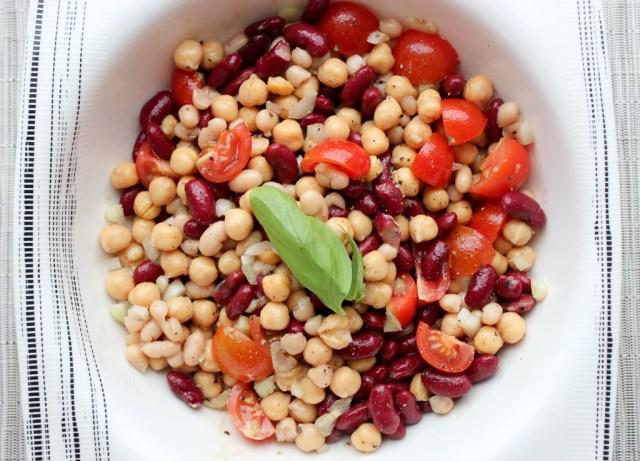 Healthy Bean Salad Recipe