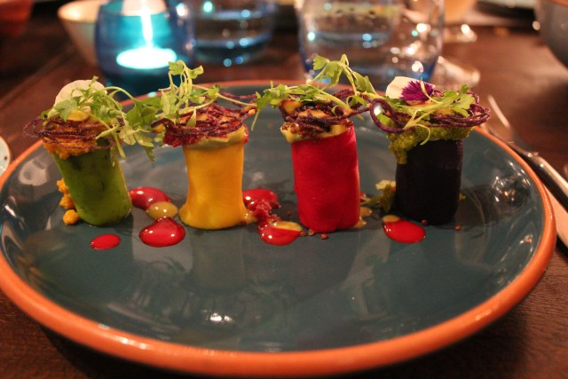Lima Restaurant, London