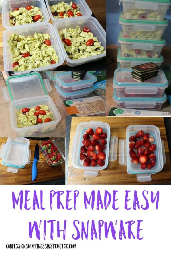 Is nutrition or weight loss one of your healthy living goals for 2016? Meal prep is the easiest way to keep yourself on track (and savings money) all week long!
