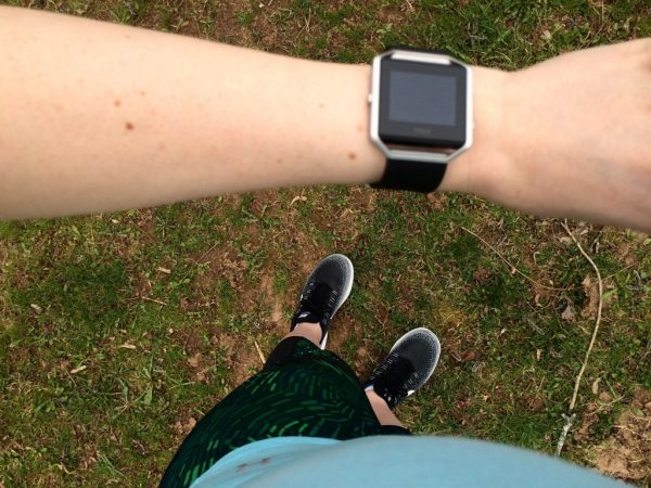 fitbit blaze 24/7 activity tracker review