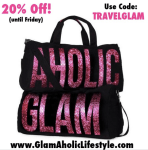 Glam-Aholic Lifestyle: 20% Off All Duffle Bags!