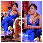 Ask Bri: K. Michelle's Blue Jumpsuit