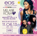 Glam-Aholic Giveaway: RocNation's Melanie Fiona Ticket Giveaway