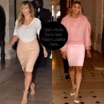 Glam-Aholic Trend Alert: PVC Skirts