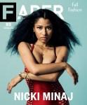 The Ray Report: Nicki Minaj Covers Fader Magazine