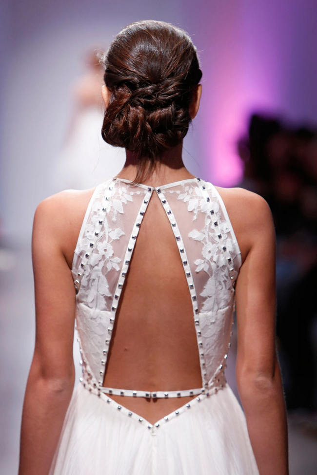 Glam Rock Runway Revival: Studs, Spikes Beaded Body Harnesses from Hayley Paige Spring 2015 Glam Rock Runway Revival: Studs, Spikes Beaded Body Harnesses from Hayley Paige Spring 2015 new photo