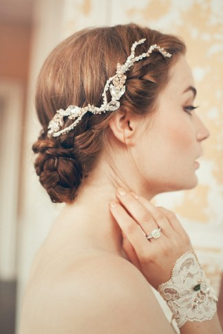 dreamy vintage wedding hair accessories crazyforus