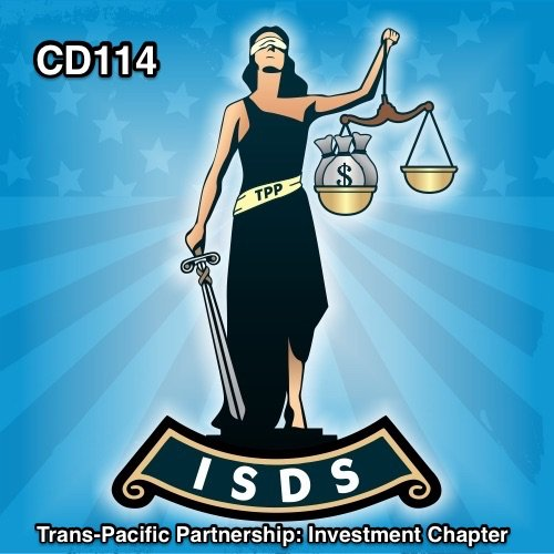 CD114 Trans-Pacific Partnership Investement Chapter episode cover