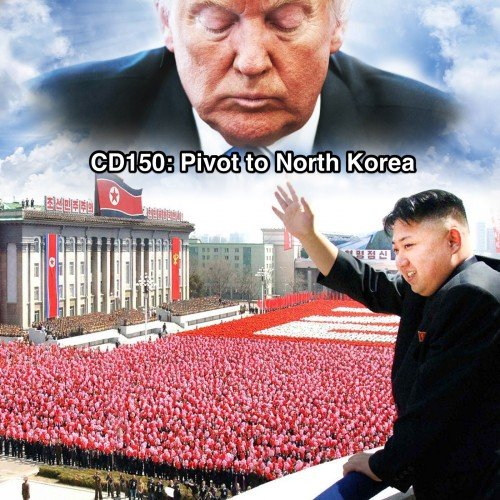 CD150 Pivot to North Korea