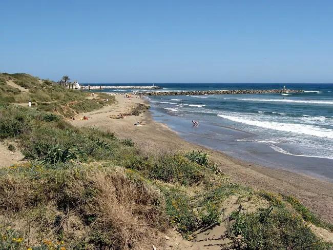 Cabopino Beach, Marabella