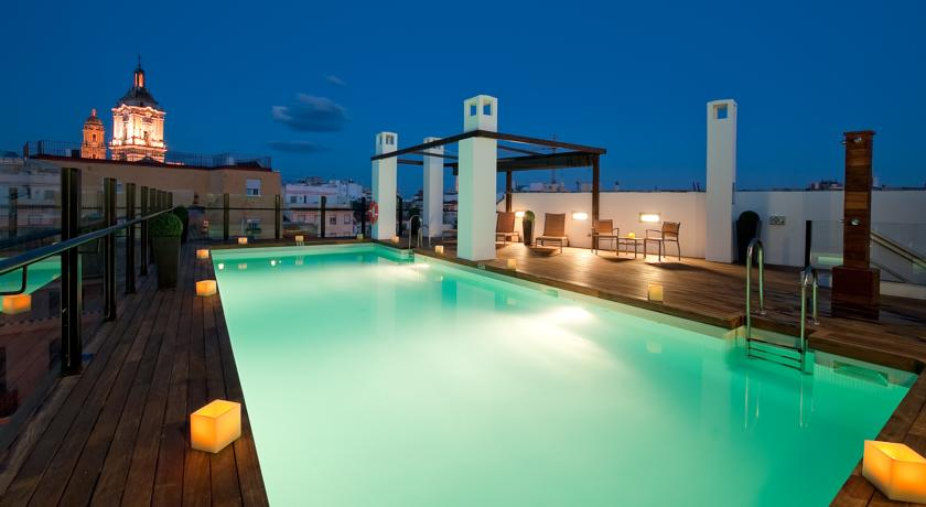 Hotels in Malaga, Posada del patio